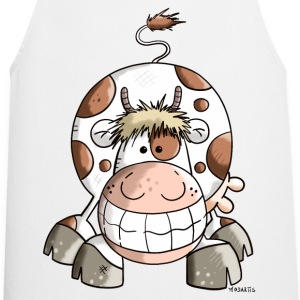 Happy Cow  Aprons - Cooking Apron