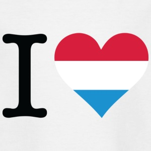 I love Holland Shirts - Teenage T-shirt