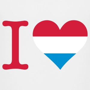 Ich liebe Holland T-Shirts - Teenager Premium T-Shirt