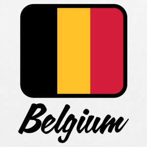 National Flag of Belgium Bags & Backpacks - EarthPositive Tote Bag