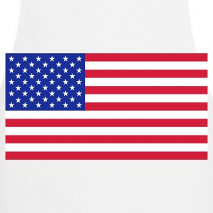 National flag of USA  Aprons - Cooking Apron