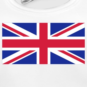 Nationale flag Storbritannien Accessories - Baby økologisk hagesmæk