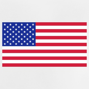 Nationale flag USA T-shirts - Baby T-shirt
