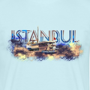 istanbul Tee shirts - T-shirt Homme