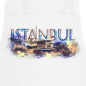 istanbul  Aprons - Cooking Apron