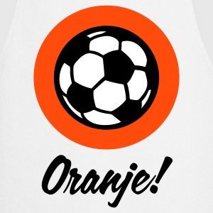 Football emblem of Netherlands  Aprons - Cooking Apron