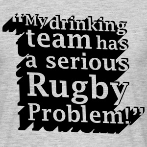 Rugby Problem - Men's T-Shirt