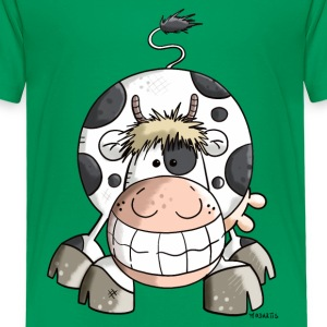 Smiling Cow Shirts - Kids' Premium T-Shirt