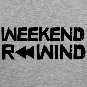 Weekend Rewind Tank Tops - Men's Premium Tank Top
