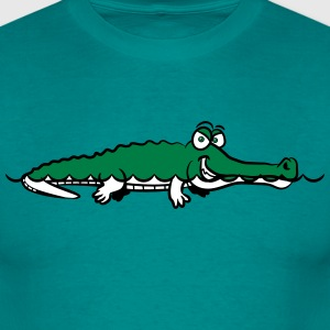 crocodile sweet T-Shirts - Men's T-Shirt