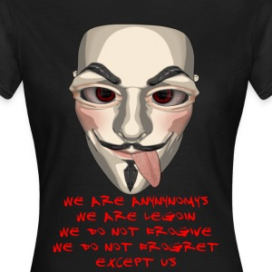 Anonyderp - Womens T - Women's T-Shirt