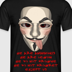 Anonyderp - Mens T - Men's T-Shirt