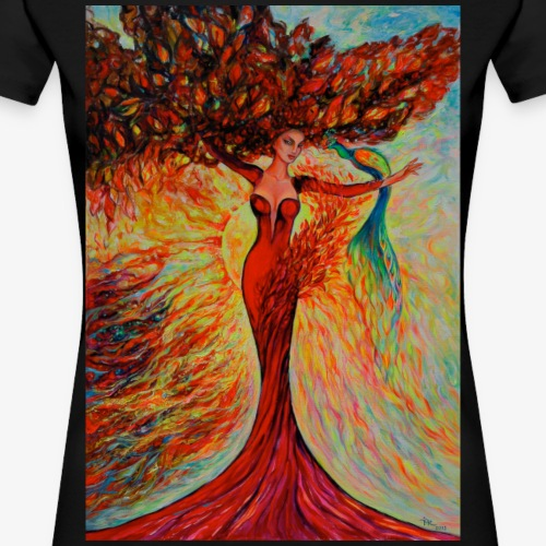 Tree of Life - Red Beauty