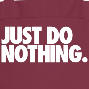 Just Do Nothing Tabliers - Tablier de cuisine