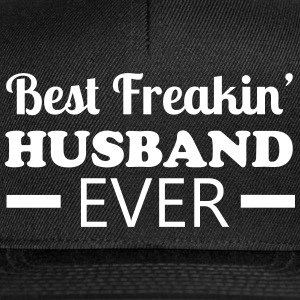 Husband Caps & Hats - Snapback Cap