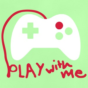 Play with me / Konsole / Gaming / Controller - Baby T-Shirt