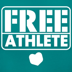 Free Athlete - Frauen T-Shirt
