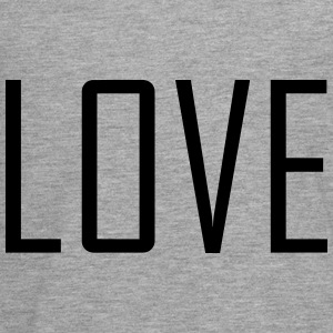 LOVE. Long Sleeve Shirts - Teenagers' Premium Longsleeve Shirt