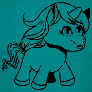 Einhorn sweet T-Shirts - Men's T-Shirt