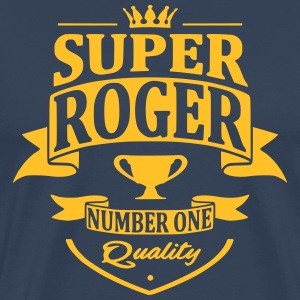 Super Roger Tee shirts - T-shirt Premium Homme