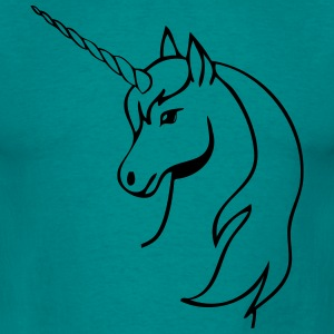 Unicorn Fairy Tale T-Shirts - Men's T-Shirt