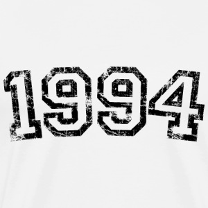 Year 1994 Birthday Design Vintage Anniversary T-Shirts - Men's Premium T-Shirt