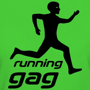 running gag T-Shirts - Frauen Bio-T-Shirt