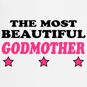 The most beautiful godmother  Aprons - Cooking Apron