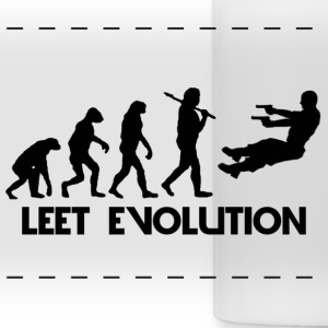 Leet Evolution - Panoramic Mug
