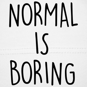 NORMAL IS BORING Accessories - Babyhue