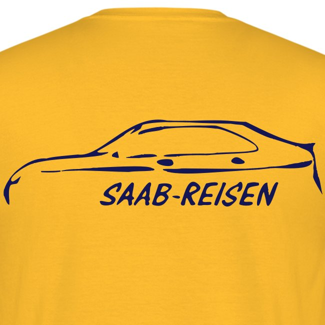Club-Shirt SaabClub-Berlin & SAAB-REISEN