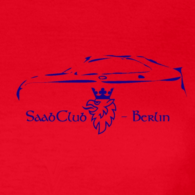 Club-Shirt SaabClub-Berlin & SAAB-REISEN