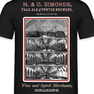 Design ~ Simonds Brewery (Front & Back)