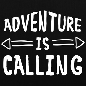 Adventure Is Calling Bags & Backpacks - Tote Bag