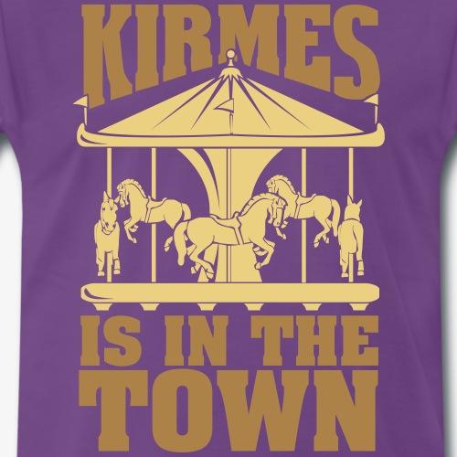 Kirmes is in the Town