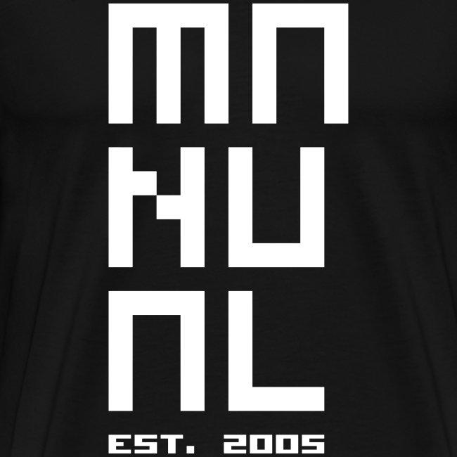 Manual 'Est. 2005' Black/White