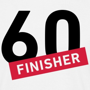 Finisher 60 - Männer T-Shirt