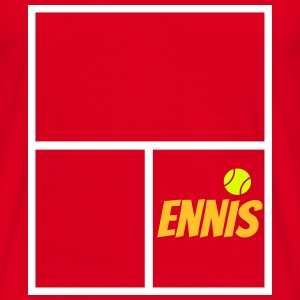 Tennis T-shirts - Mannen T-shirt