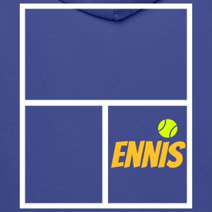 Tennis Sweat-shirts - Sweat-shirt à capuche Premium pour hommes