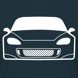 JDM Car eyes S2000 White | T-shirts JDM T-Shirts - Men's T-Shirt