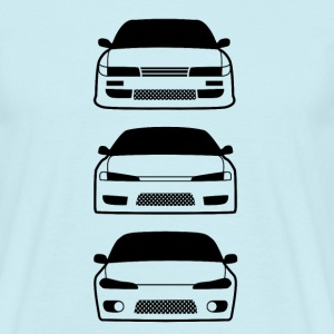 JDM Car eyes Silvias | T-shirts JDM T-Shirts - Men's T-Shirt