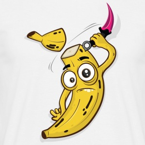 Karambit Banana Slice - Men's T-Shirt