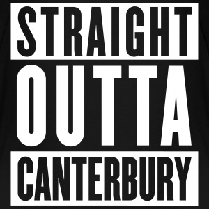 Straight Outta Canterbury - New Zealand Rugby - Ki - Kids' Premium T-Shirt