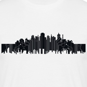 citymirror_technology SHIRT MAN - Men's T-Shirt