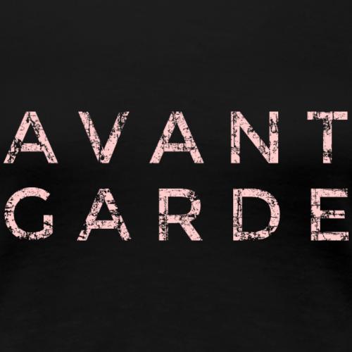 Avantgarde Vintage Pink