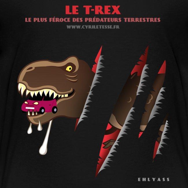 Tshirt Enfant T-rex 1