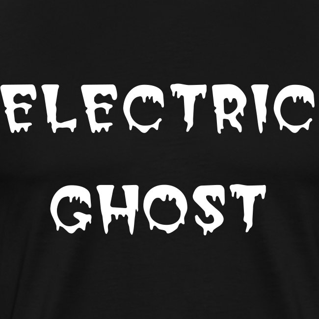 ELECTRIC GHOST - ADULT TSHIRT