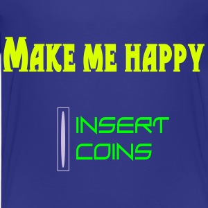Make me happy T-shirts - Premium-T-shirt barn