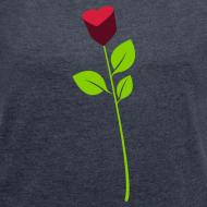 Rose, flower, heart T-Shirts