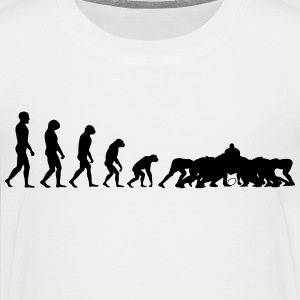 Evolution Rugby Scrum - Kids t-shirt - Kids' Premium T-Shirt